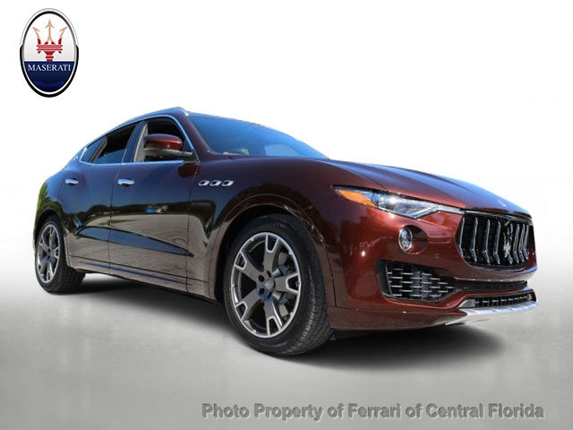 new 2017 maserati levante 3 0l suv in orlando 211801 maserati of central florida. Black Bedroom Furniture Sets. Home Design Ideas